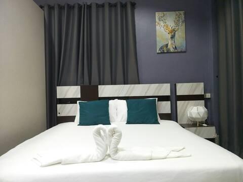 ฺฺห้องพัก1 เบตง โคซี่ เกสต์เฮาส์ Betong guesthouse