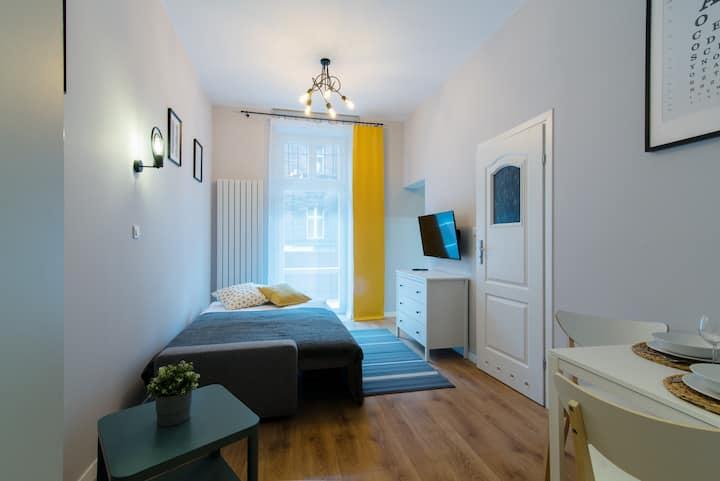 Smart Aps Apartament Słowackiego 39/1A, Katowice