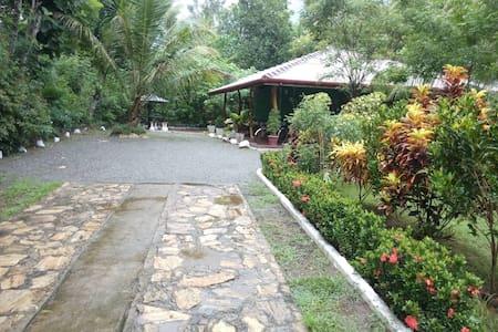 Walawa Cottage - Udawalawe - Bungalow