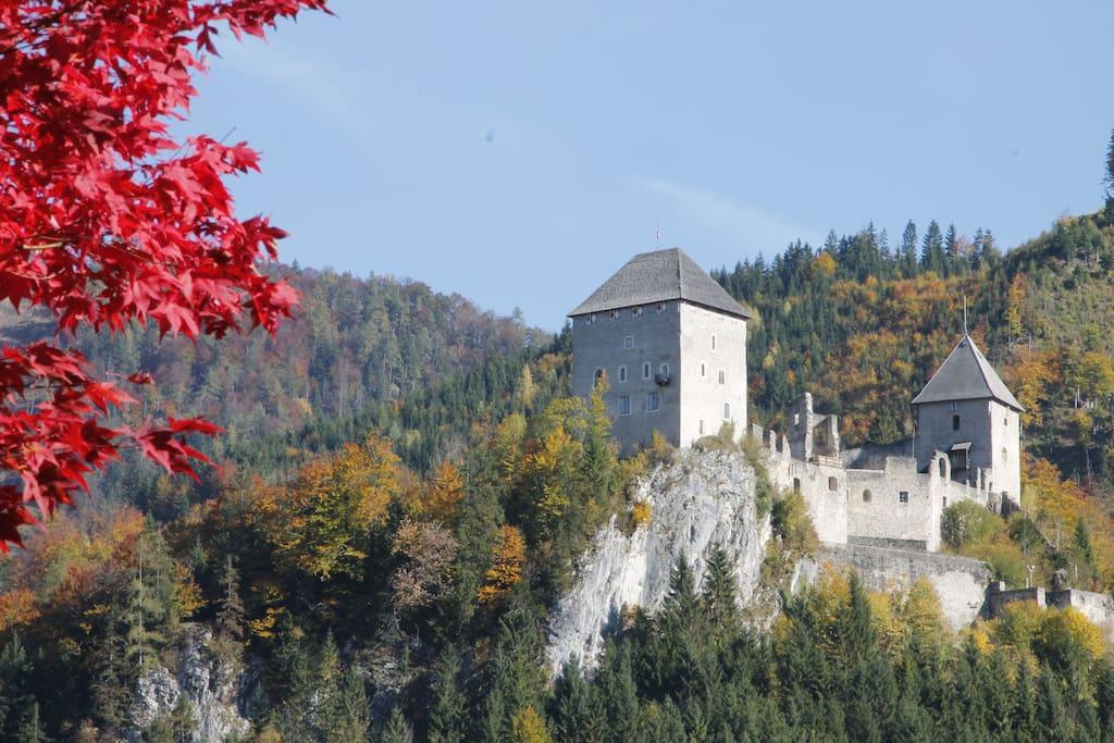 Burg Gallenstein, St Gallen