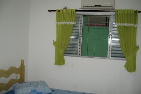 Quarto com ar condicionado  - Engenheiro Beltrão - Bed & Breakfast
