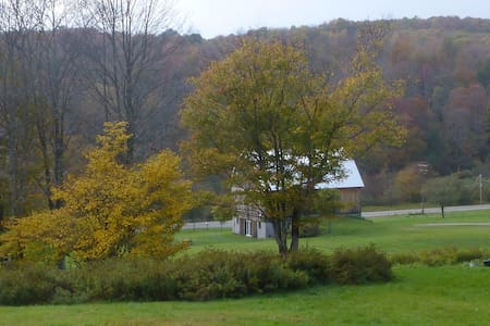 Charming Barn in the Catskills - Long Eddy