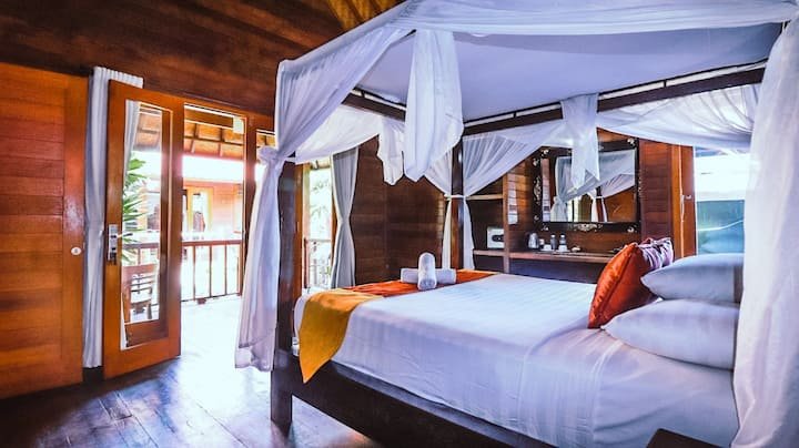 Best Place to Stay At Nusa Lembongan!