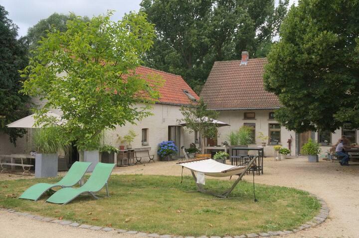 Vakantiehuis Meerse/2 studio's