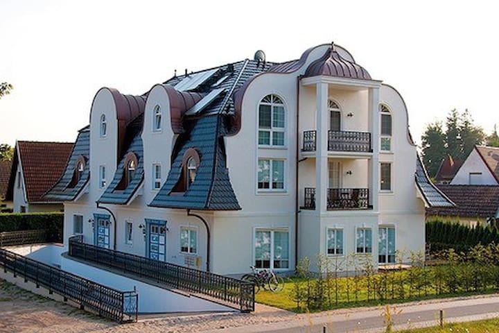 strandresidenz deichgraf born fw 3 wohnungen zur miete in zingst mecklenburg vorpommern. Black Bedroom Furniture Sets. Home Design Ideas