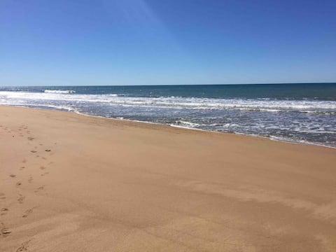 RnR at Rules Beach