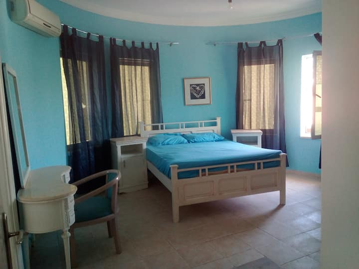 Honeymoon suite in Kite & Divers Lodge II, Wi-Fi