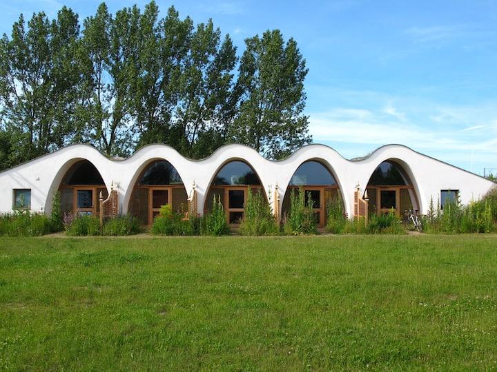 Gästehaus am Wangeliner Garten - Öko-Tipp (Zim. 1)