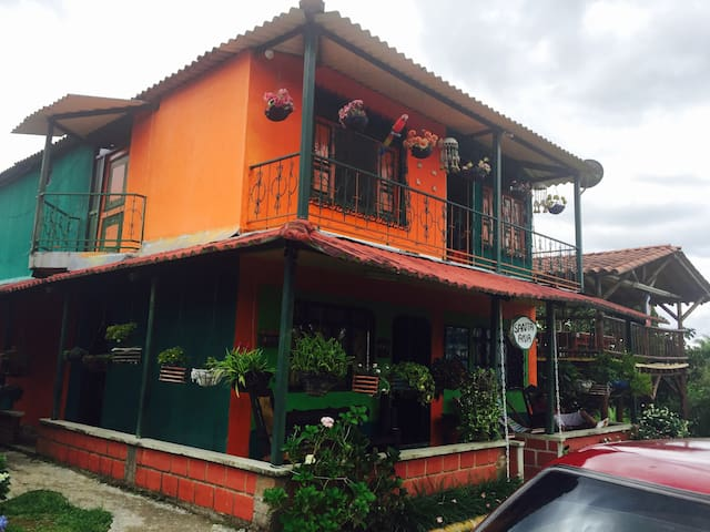 Relaxing Chalet in Quindio- Colombia - La Tebaida - Xalet