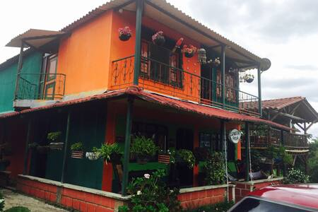 Relaxing Chalet in Quindio- Colombia - La Tebaida - 木屋