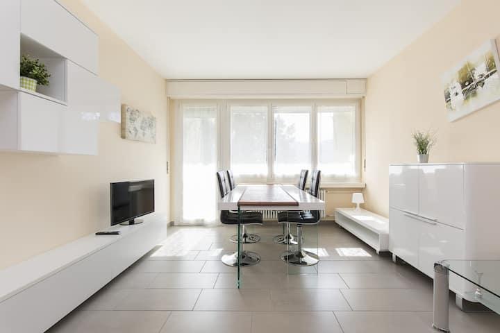 Delightful flat near the center (GIRASOLE)