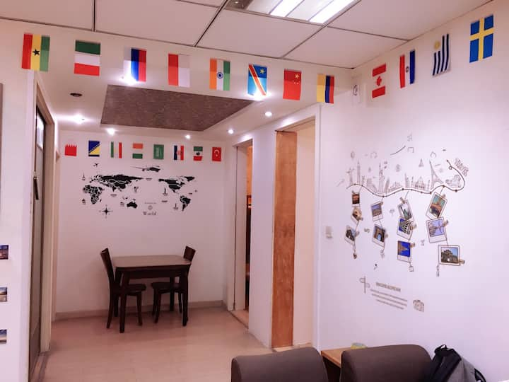 Tammy Youth Hostels of Xi'an