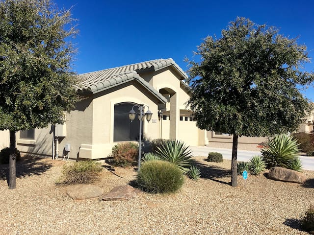 Home in the Heart of Queen Creek - Queen Creek