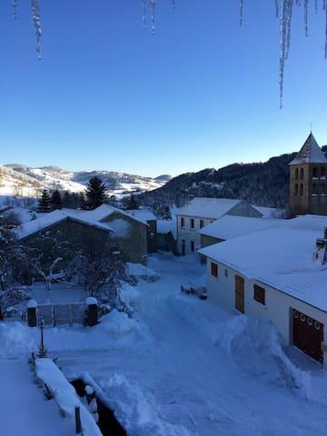 Charmante maison de village - Prades - Casa