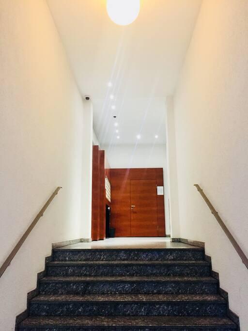 Haus-/Haupteingang