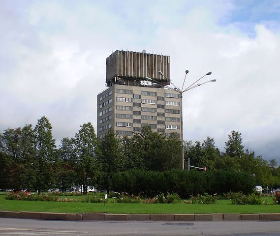 Квартира в центре Нарвы - Narva