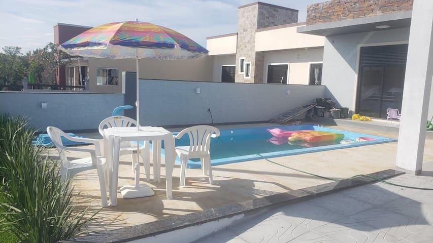 Aluguel casa Bella Torres para verão