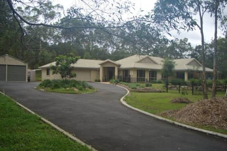 Big, quiet room Brisbane-Gold Coast - Cornubia