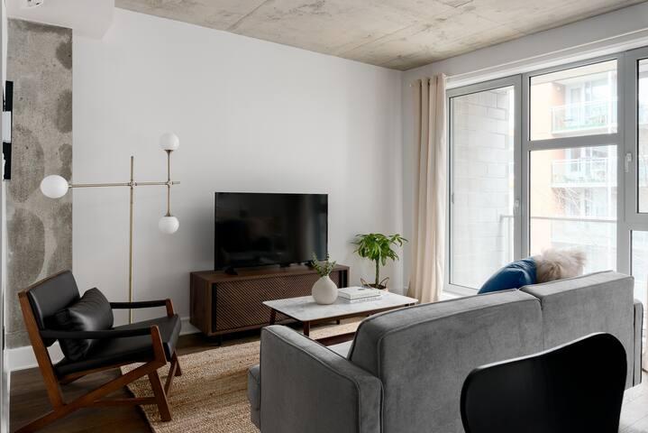 Sonder | Saint Dominique | Sleek 1BR + Terrace