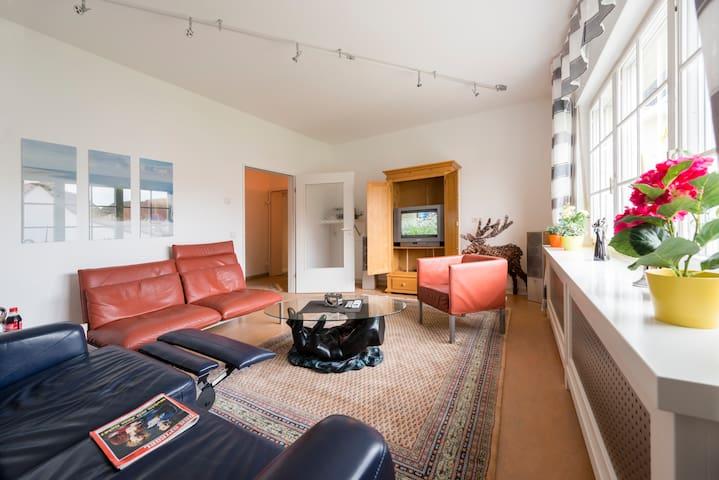 Apartments zum wohlfühlen, 120qm - Bad Wünnenberg - Daire