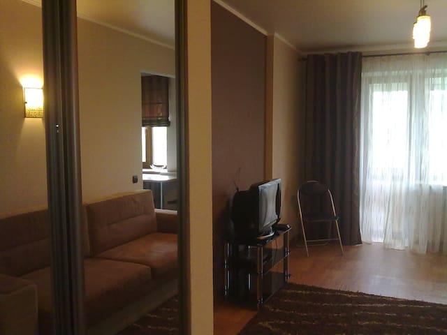 Apartment in the center of Kremenchug
