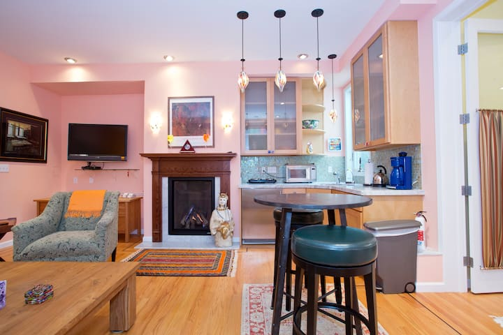 Stunning Upscale Private Apartment - San Francisco - Apartment