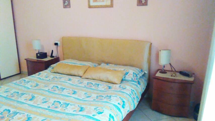 VICINO MONZA Accogliente camera matrimoniale - Albiate - Appartement