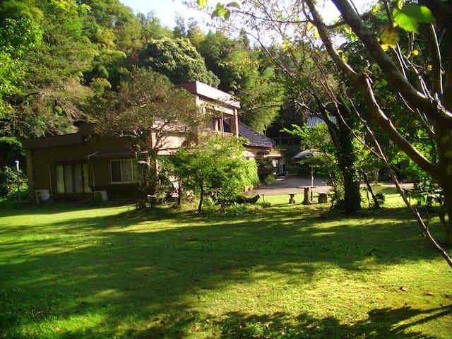 Villa between NARITA International Airport & Tokyo - Sanmu - Huis