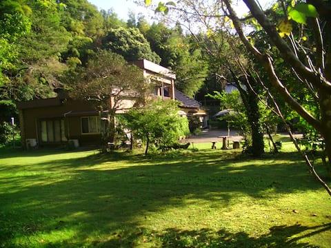Villa between NARITA International Airport & Tokyo