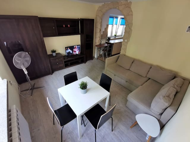 Two Room Apartment in the Heart of Warsaw