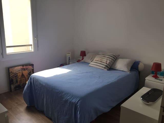 Chambre dans appart bien placé, équipé et lumineux - Caen