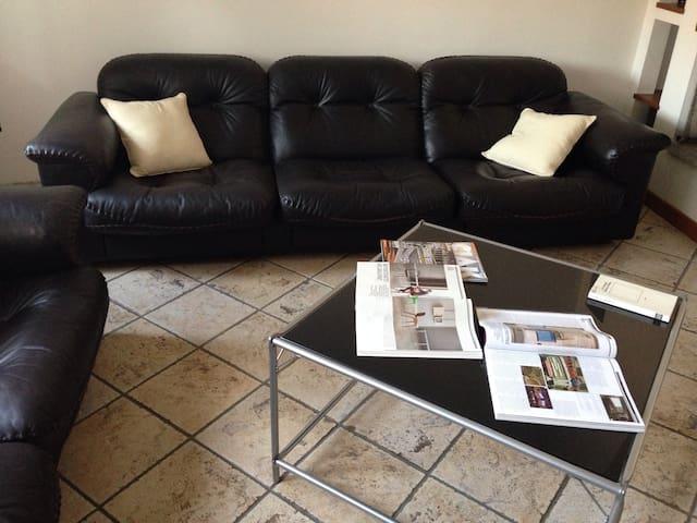 Appartamento in villa .
