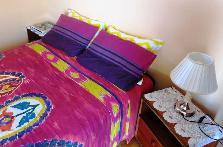 Détail de la chambre El cuarto privado