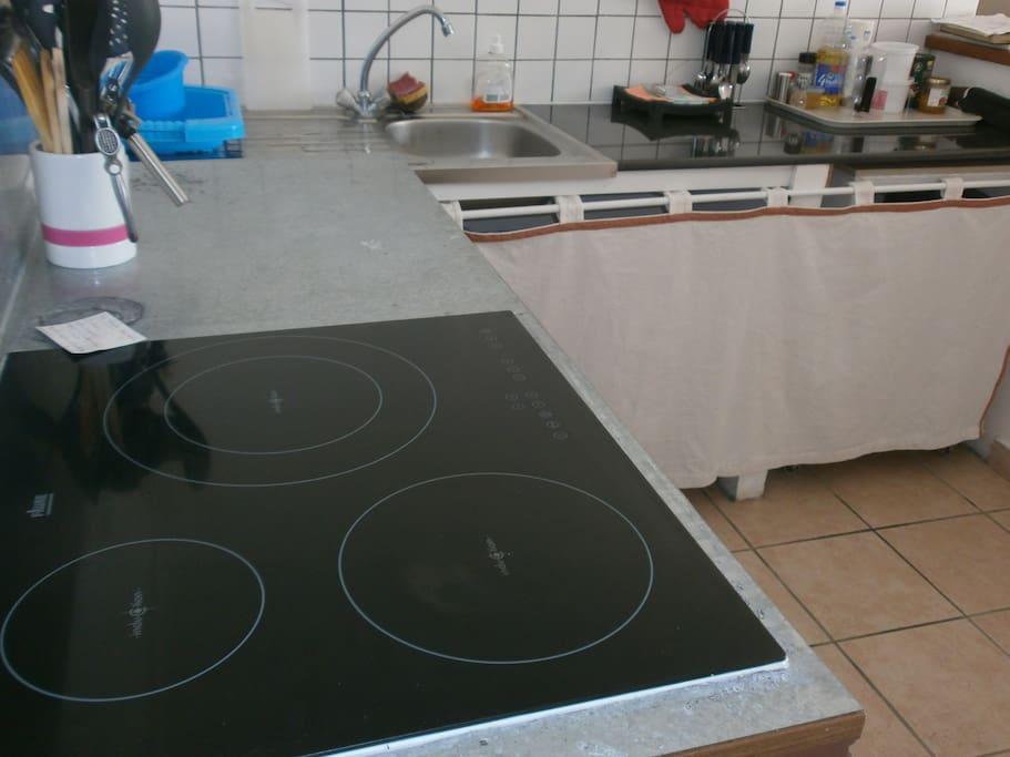 cuisson : induction