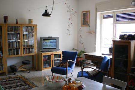 2 belle stanze con bagno in luminoso appartamento - Cava de' Tirreni
