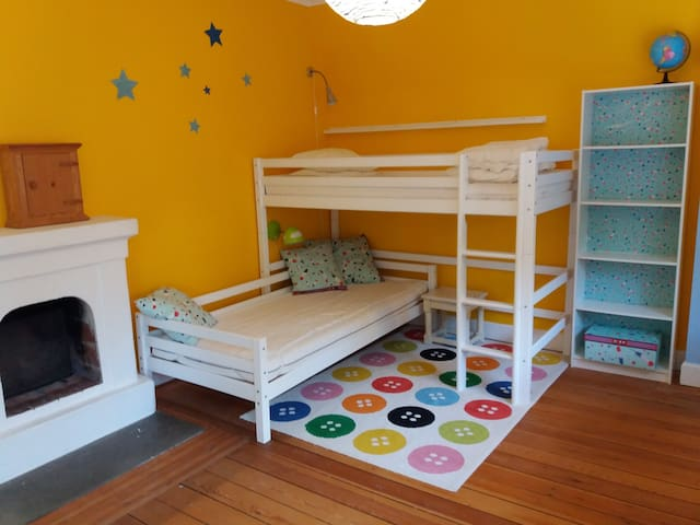 One of the childrens room