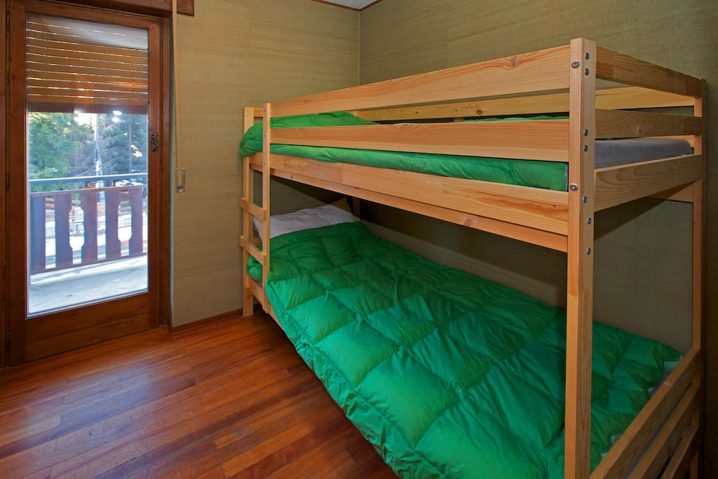 camera letto a castello