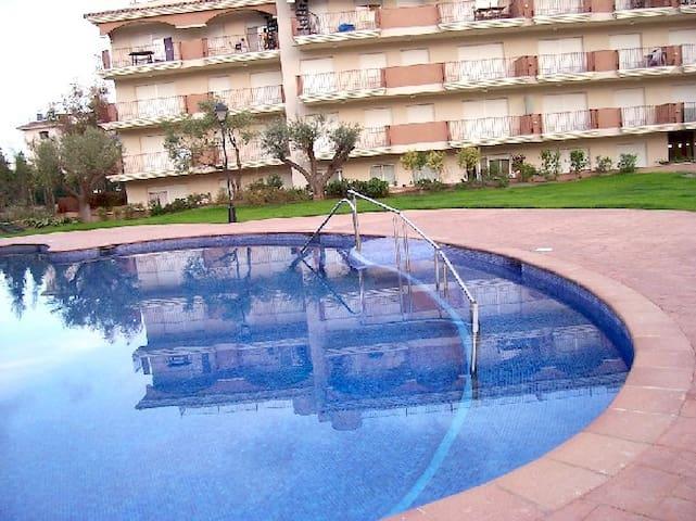 Golden Beach 2 hab. - San Carlos de la Rapita - Wohnung