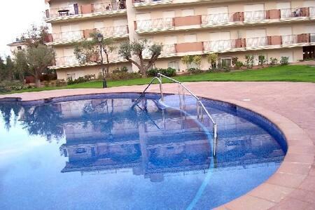 Golden Beach 2 hab. - San Carlos de la Rapita - Apartamento
