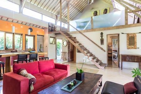 Designer Villa-Oasis of Tranquility - Kerobokan