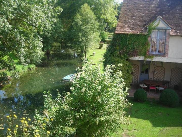 Le Foulon - Moulin de Charme