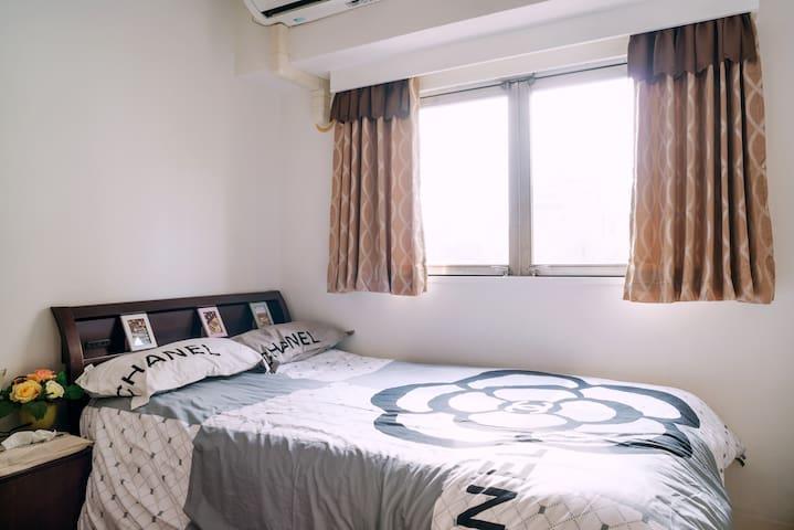まるまる貸し栄繁華街、伏見駅から5分、便利な部屋。名古屋栄 - 名古屋市中区 - Apartamento