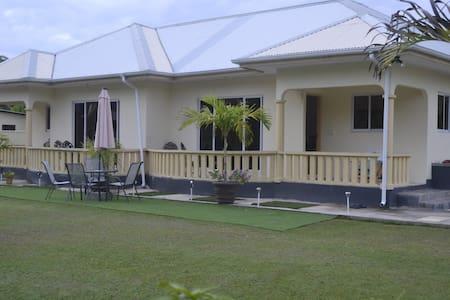 My Ozi Perl  Creole Villas - Grand Anse - Вилла