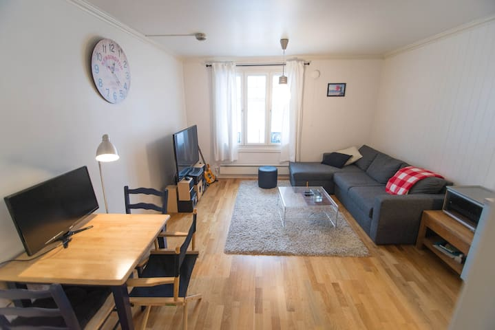 Perfect for travelling family - Harstad - Apartamento