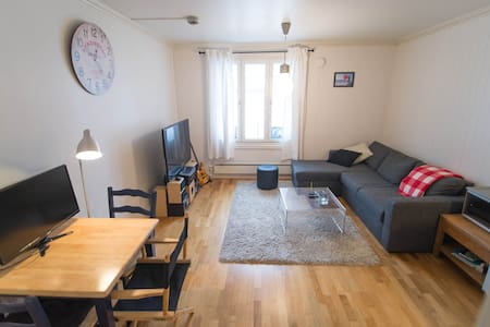 Perfect for travelling family - Harstad - Appartement
