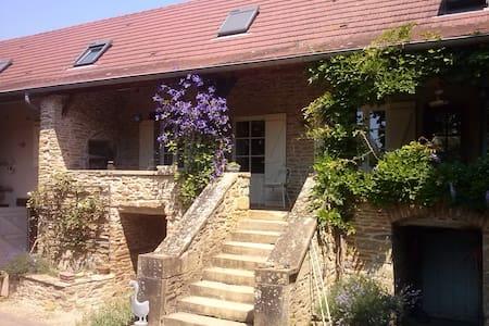 Gästezimmer  im Süd- Burgund  3 P - Saint-Vincent-des-Prés