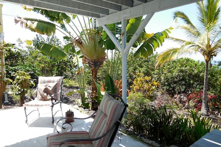 South Kona studio, 2 min from beach - Captain Cook - Apartment