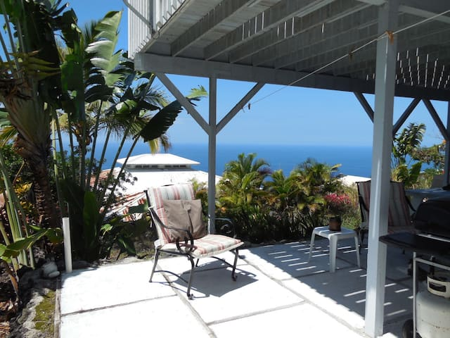 South Kona studio, 2 min from beach - Captain Cook - Apartament
