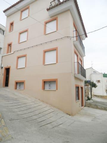 Apartamentos Benafer- 1ºentre Valencia y Castellón - Benafer - Wohnung