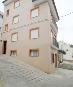 Apartamentos Benafer- 1ºentre Valencia y Castellón - Benafer - Lägenhet